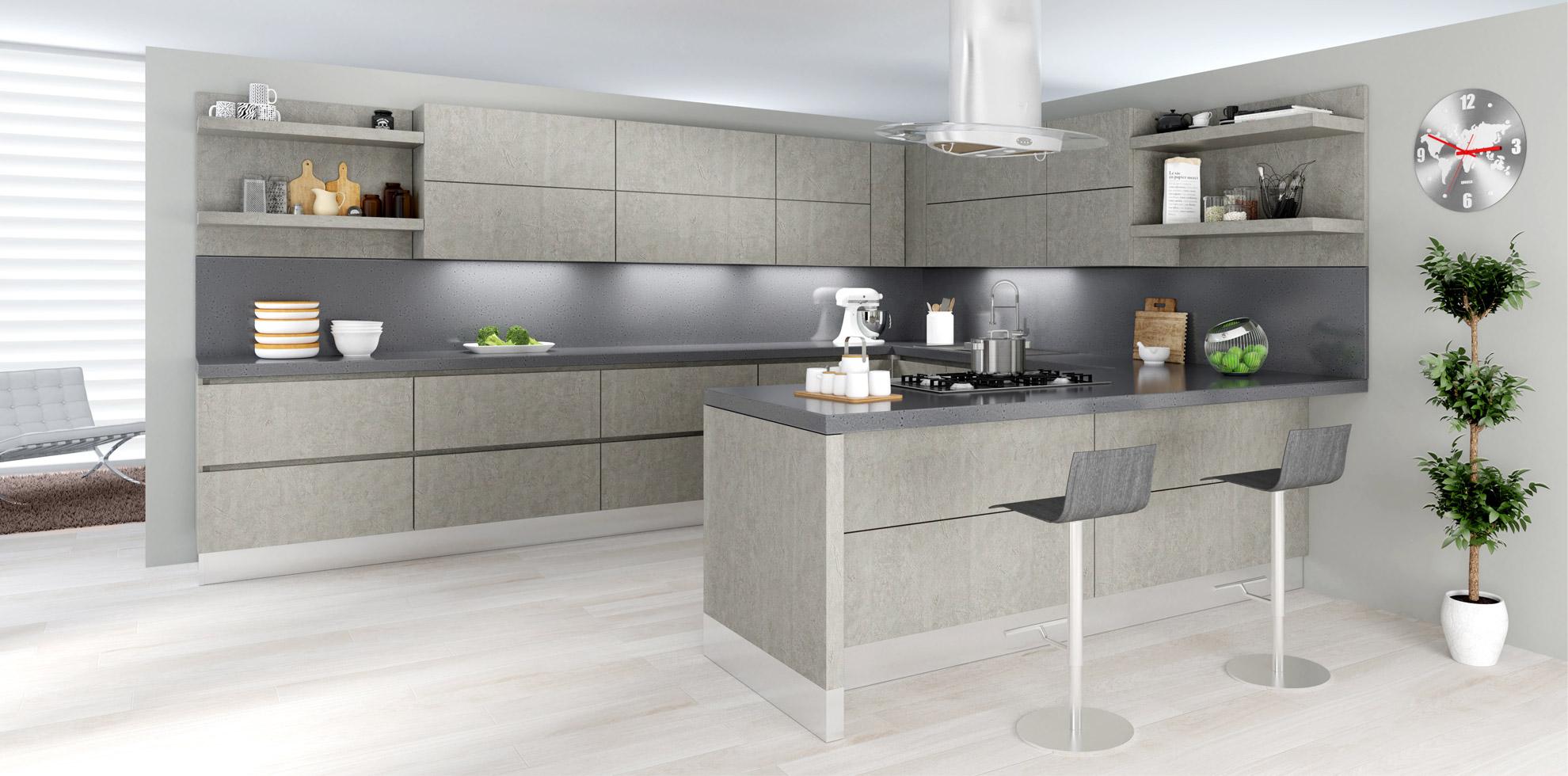 Ares Alba Kitchen